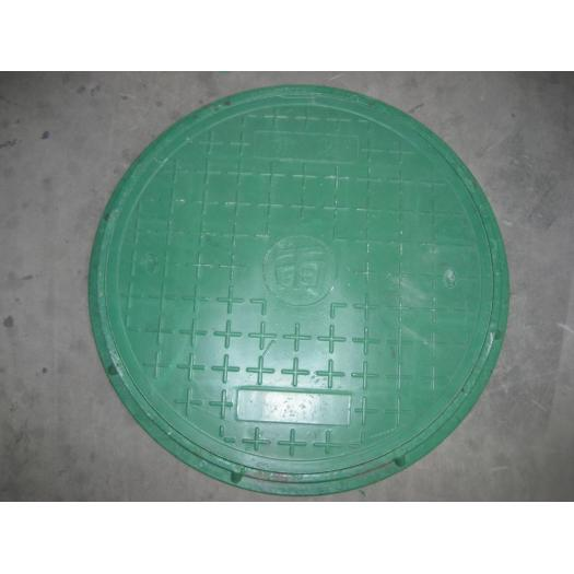BMC Composite Green Circle Manhole Cover