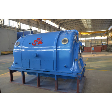 15 MW Turbine Generator Technical Services