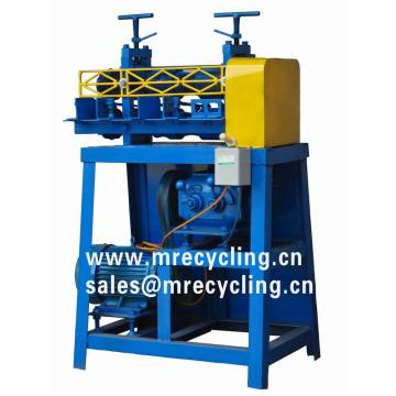 electric cable stripping machine