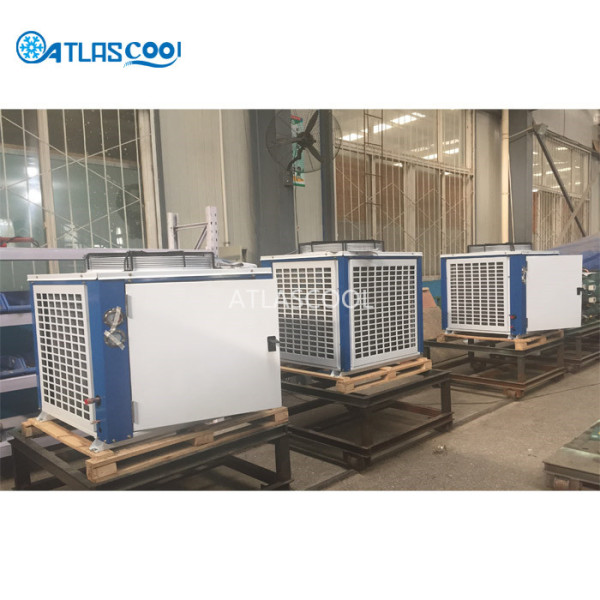 Cold Room Compressor Condensing Chiller Unit