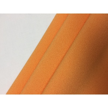 150D Polyester Spandex Crepe Solid Fabric