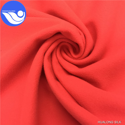 knitted soft and comfortable super poly cloth