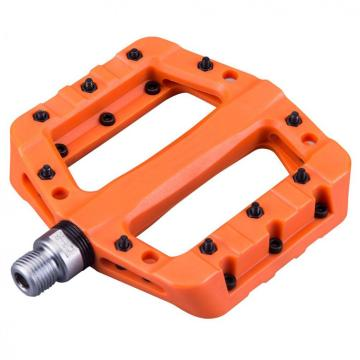 Mountain Bike Pedals Nylon Bicycle Platform Pedals