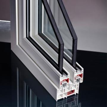 88mm Sliding UPVC Profiles For Windows & Doors