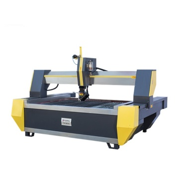 5 Axis CNC waterjet cutting machine for metal