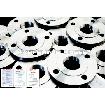 BS4504 PN16 PN10 Threaded Screwed  Flanges