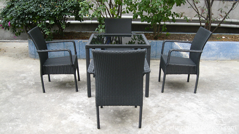 All weather garden Dining Set