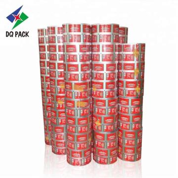 Flexible Packaging Roll Film For Food