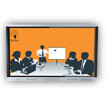 70 inches duel-system smart board