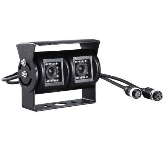 Heavy duty truck backup camera