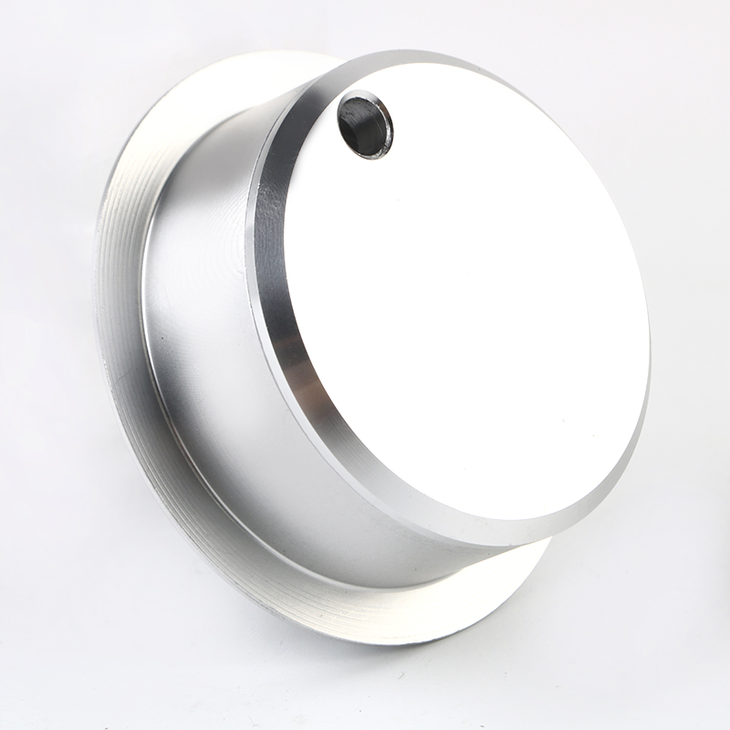Silver Aluminium Treble Housing