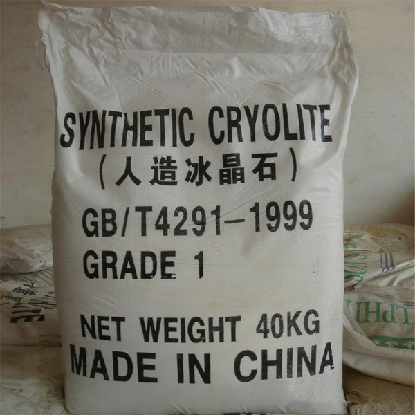 Industrial Grade Synthetic Cryolite For Aluminum Industry