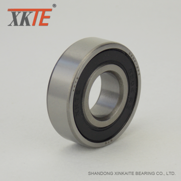 6204 2RS C3 Bearing For Carrying Roller