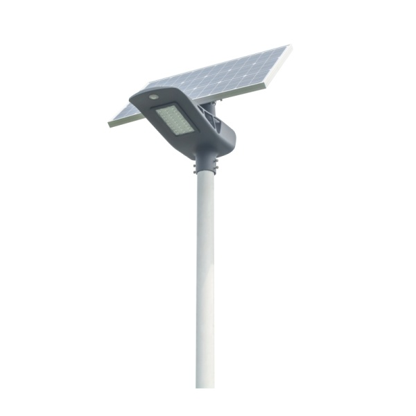 2018 Mobile Control 60W Solar LED Street Lighting