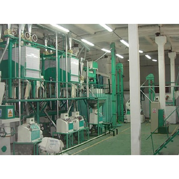 Wheat Flour Machine 30-60ton/d