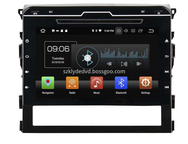 Cruiser dashboard units android 8.0 systems (1)