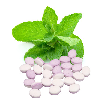 Good quality promotion packing sugar free stevia mints