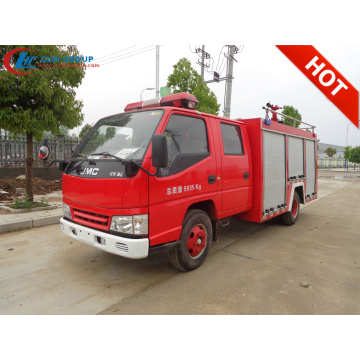 HOT New JMC 2000litres Light Fire Truck