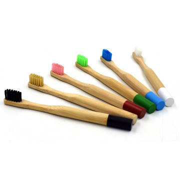 Adult Oral Bamboo Charcoal Nano Toothbrush