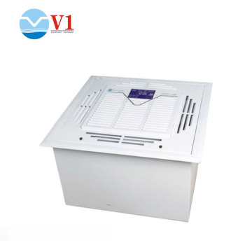 electrostatic air cleaner air purifier hepa with uv