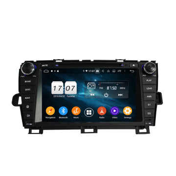 car media system for Prius 2009-2013 LHD
