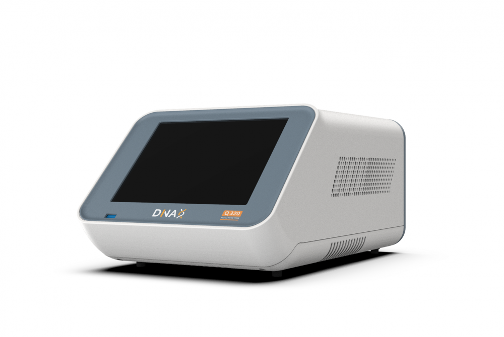 DNA Analysis Real PCR Detection