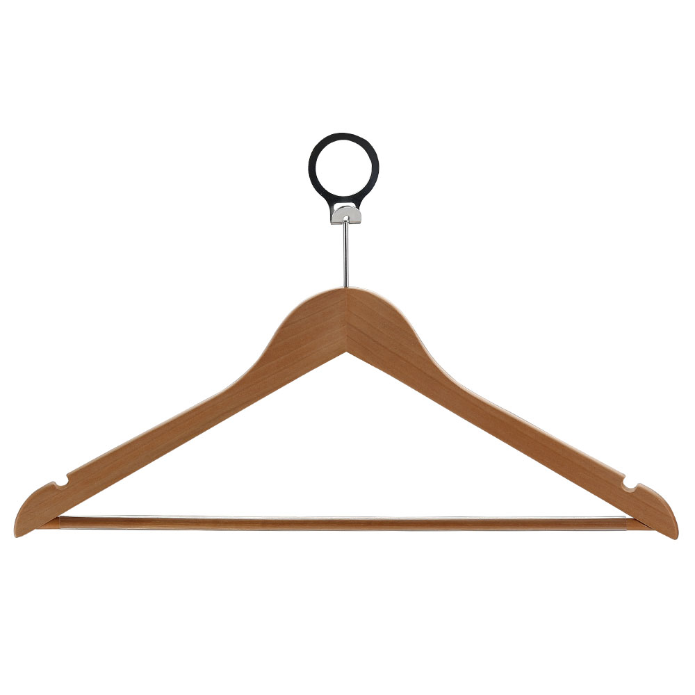 Brown Wooden Hanger