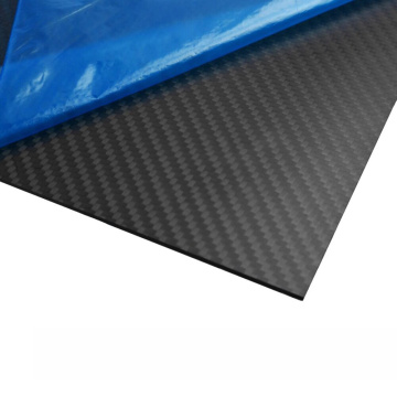 CNC carbon fiber customized cutting laminate sheet HC