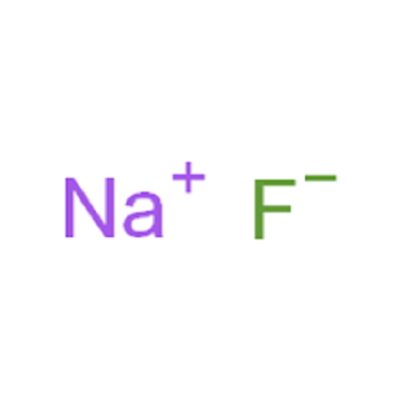 sodium fluoride and potassium nitrate