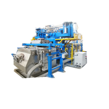 Line of Low Pressure Die Casting Machinery