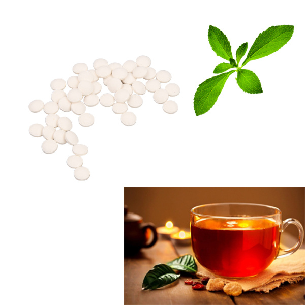 Stevia Sugar Sweetener Tablet for tea