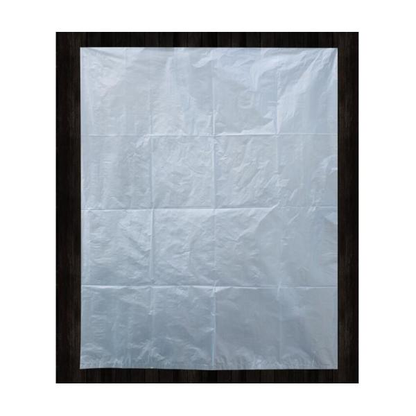 White Large Size Plastic Bag