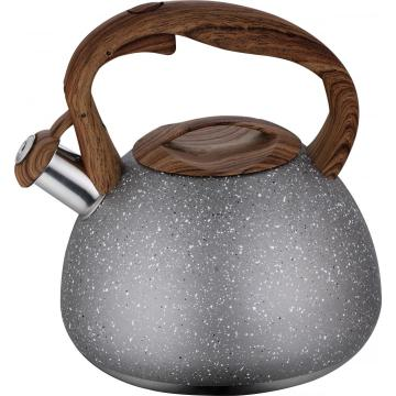 2.7L polka dot tea kettle