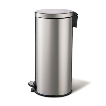 Ninestars Fujian Factory Price Stainless Steel Pedal Bin for Kitchen