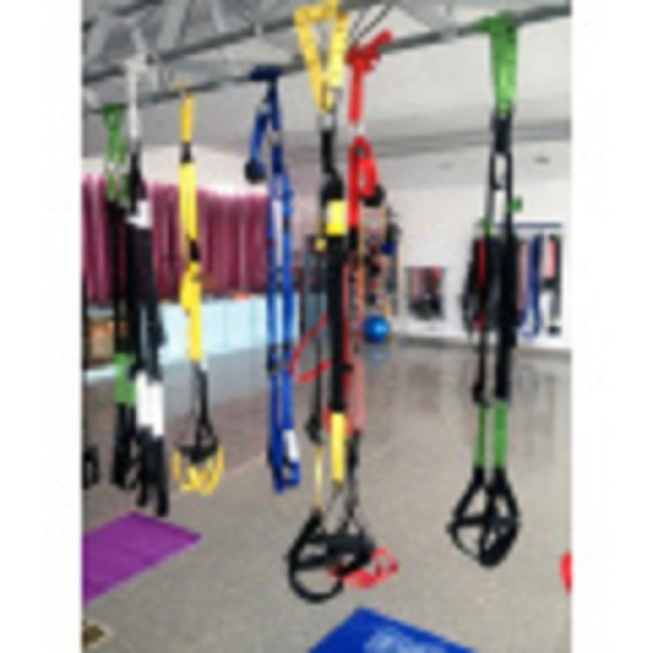 Training exercise Flat Resistance bands for yoga