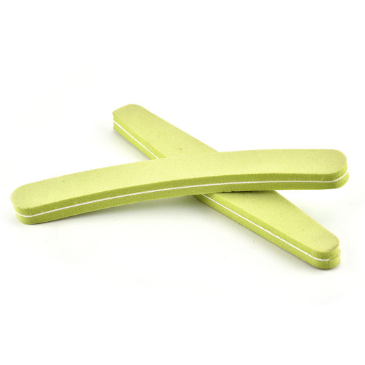 Nail file file manicure kit side file sponge polishing a multifunctional nail down