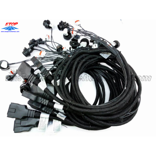 Wire Assembly For Snow Trailer Headlamp