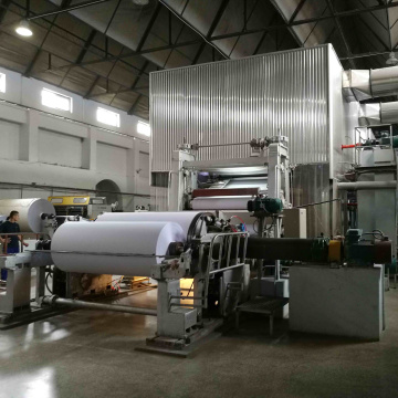 Fourdrinier Paper Making Machine For A4 Paper