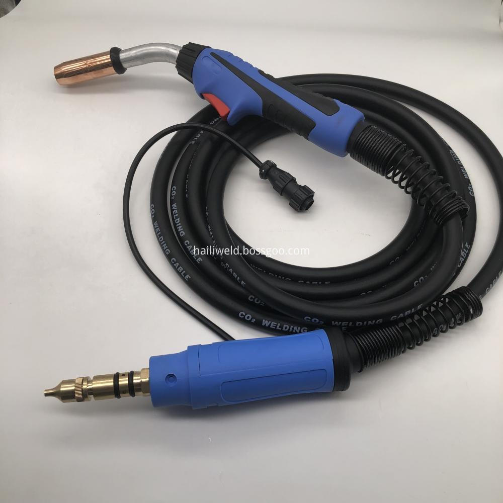 Miller Mig Welding Torch M25 For 250a