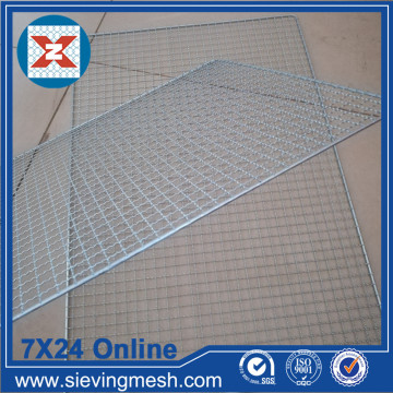 Galvanized Barbecue Wire Mesh