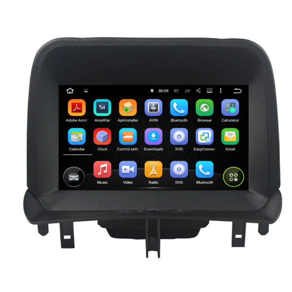 Quad core FORD Tourneo Android 7.1 car dvd