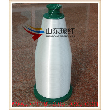 Supply stable fiberglass yarn for roving