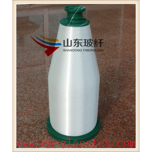 Quality stable fiberglass yarn with high strength