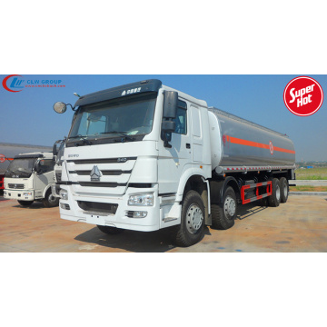 Hot Sale SINOTRUCK HOWO 30000litres Fuel Tank Truck
