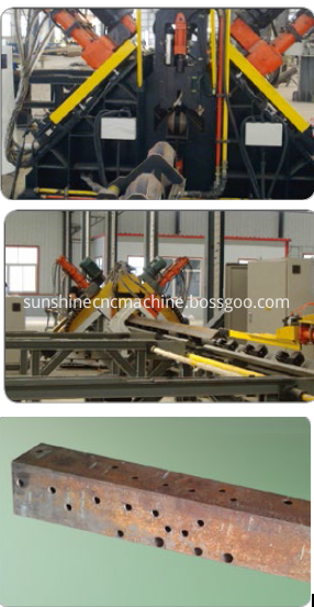 angle steel drilling machine 2