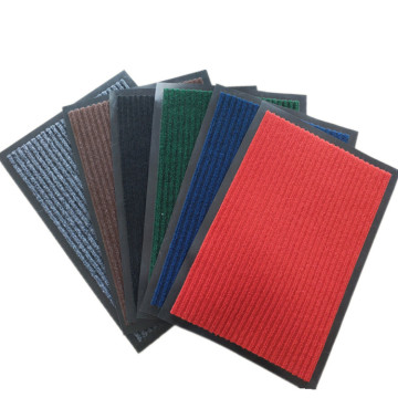 Factory supply anti-slip 100% polyester double twin mat