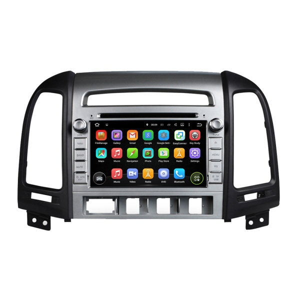 Hyundai SANTA FE Android 7.1 Multimedia Systems