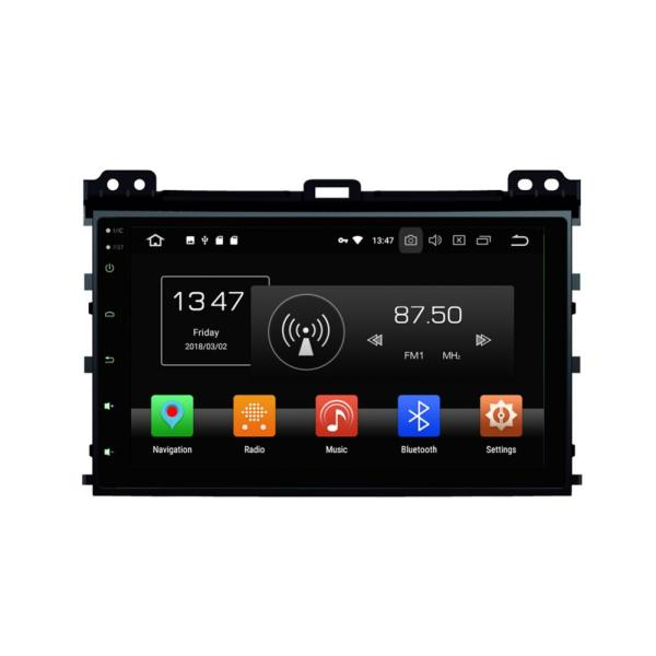 car multimedia accessories for Prado 2002-2010