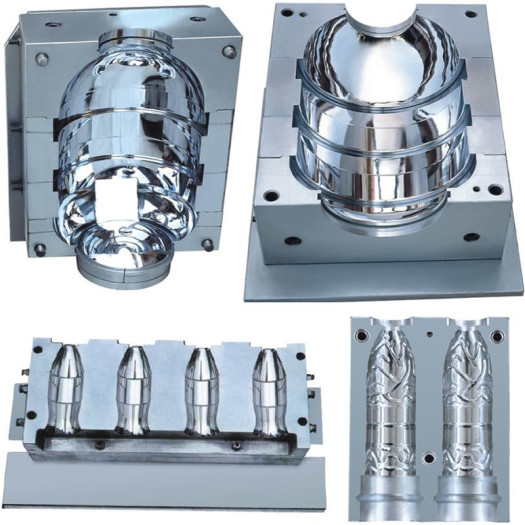 Plastic Bottle injection Mould