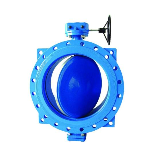 Butterfly Valve Double Eccentric Center